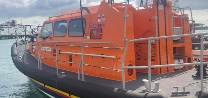 Maggie Vists The Southampton International Boat Show, 11th September 2021